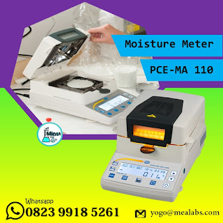 Moisture Meter Untuk Gula Semut MA 110