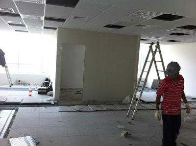 serviço de pintura comercial e residencial
