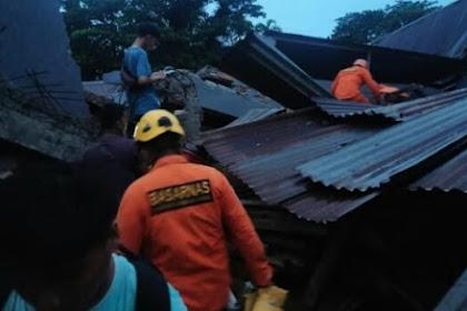 Gempa Sulbar, 34 Orang Dilaporkan Meninggal Dunia
