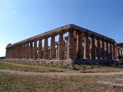 Templo de Hera en Paestum