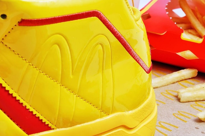 McDonald's Basketball Shoe Golden Arches
