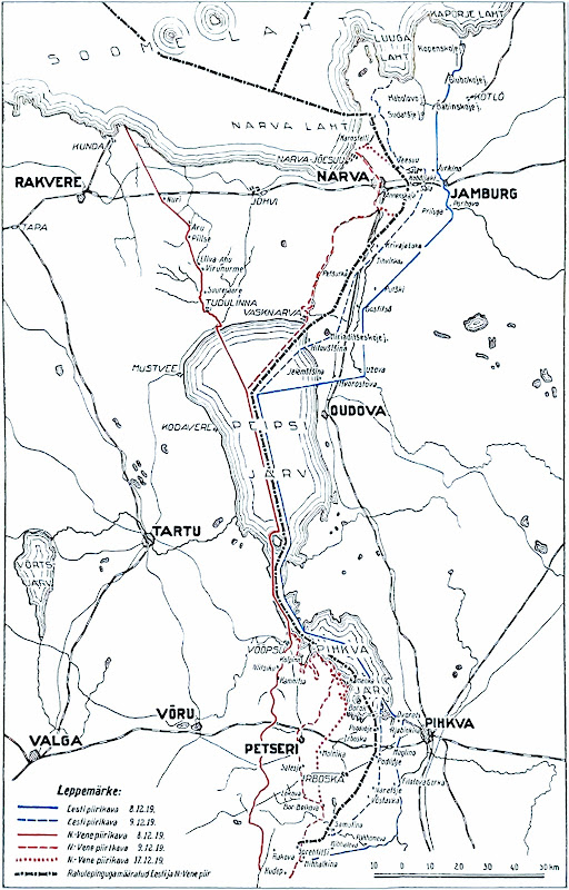 Allikas: Vabadussõja Ajaloo Komitee kaart 1939