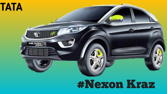 AutoZone, tata nexon kraz price and features, tata motors