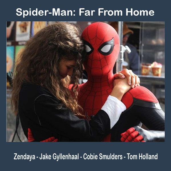 Spider-Man: Far From Home, Film Spider-Man: Far From Home,Spider-Man: Far From Home Trailer, Spider-Man: Far From Home Synopsis, Spider-Man: Fawr From Home Review, Download Poster Spider-Man: Far From Home