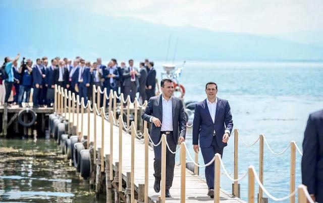 ΣΥΡΙΖΑ Θεσσαλονίκης: Βήμα ενάντια στον εθνικισμό η συμφωνία των Πρεσπών