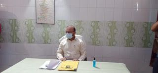 dm-madhubani-take-nagar-nigam-administration-charge