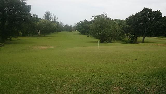 lapangan Golf bengkulu
