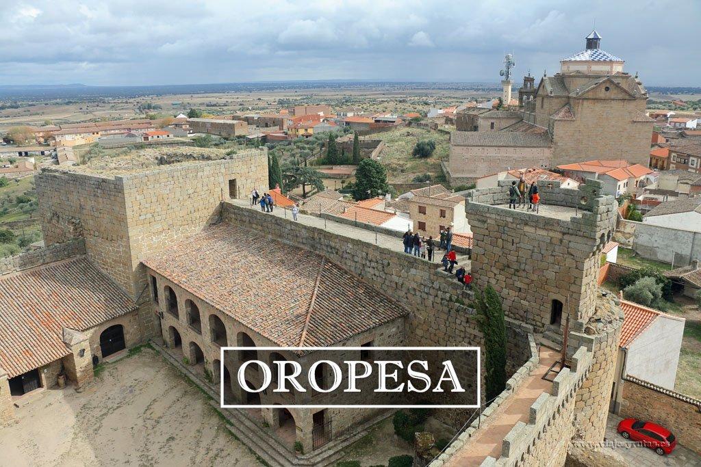 Lugares imprescindibles que ver en Oropesa, Toledo