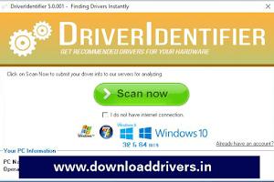 Download Driveridentifier portable software