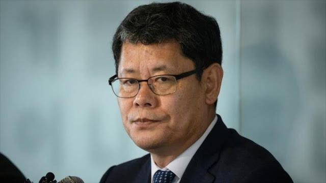 Dimite ministro surcoreano ante escaladas con Corea del Norte
