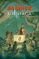 "Portada de ""Kirinyaga"" de Mike Resnick"