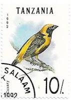 Selo Canário Selvagem