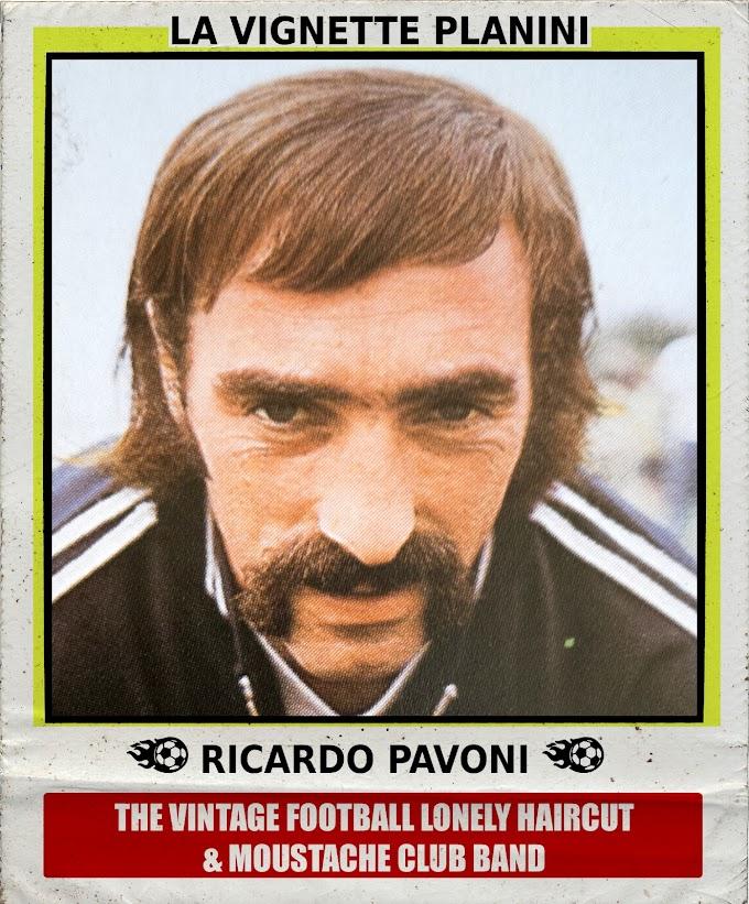 LA VIGNETTE PLANINI. Ricardo Pavoni.