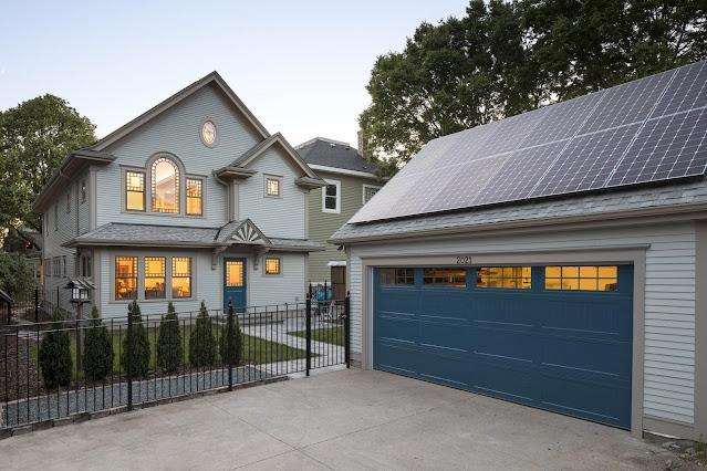 What are Zero Energy Homes