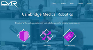 Cambridge Medical Robotics To Make Minimal Access Surgery Universally Accessible And Affordable