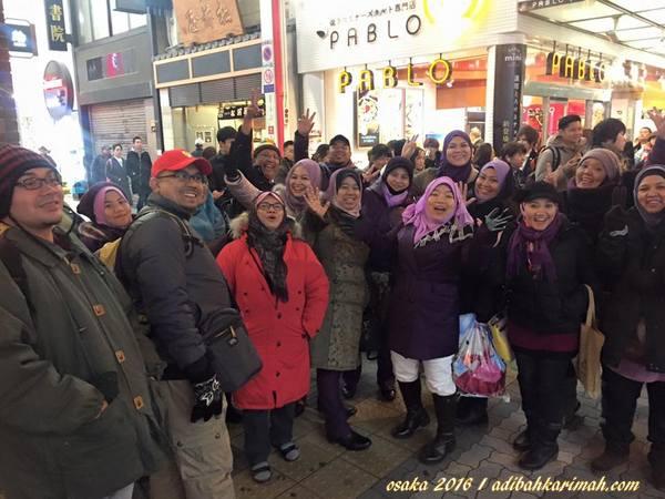 gembira di shinsaibashi