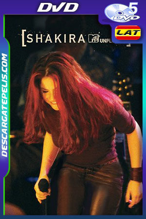 Shakira Unplugged (2002) DVD5