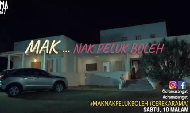 Cerekarama Mak Nak Peluk Boleh (TV3) 2020.