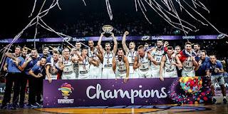 BALONCESTO (EuroBasket 2017) - Eslovenia dirigida por Dragic y Doncic se adueña del continente en Estambul