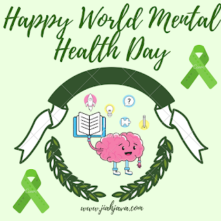 happy world mental health day