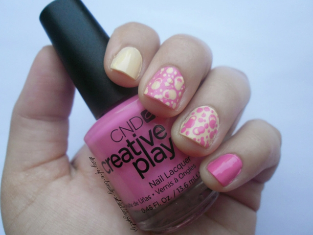 CND Creative Play Nail Lacquer  Sexy I Know It