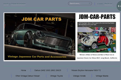 https://jdm-car-parts.com/blogs/media-coverage/ultimate-z-featured-on-nostalgic-hero-magazine-in-japan#content