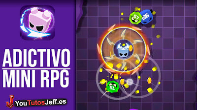 Adictivo Mini RPG para Android/iOS, Descargar Blade Master Gratis