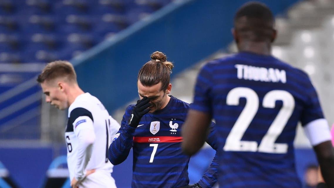 مباراة فرنسا وفنلندا اليوم