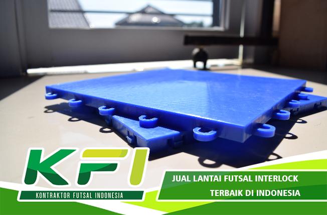 Jual Lantai Futsal Interlock Terbaik Di Indonesia