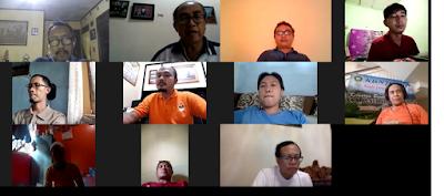 Talkshow Wirausaha Soroti Kecerdasan Hati dalam Menghadapi Ketidakpastian