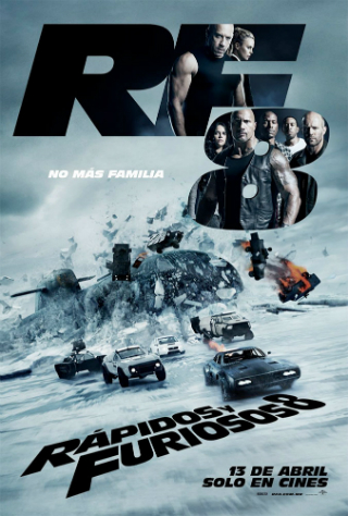 The Fate of the Furious [2017] [DVDR] [NTSC] [Custom HD CAM] [Subtitulado]
