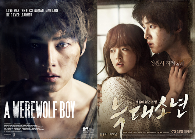 A WEREWOLF BOY - FILEM KOREA