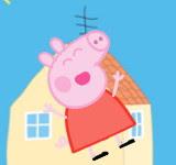 Свинка Пеппа летит