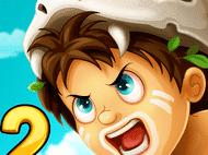 Jungle Adventures 2 (MOD, Unlimited Bananas)