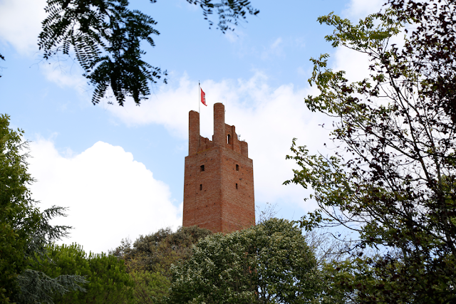 Rocco Tower, San Miniato, Tuscany, Italy