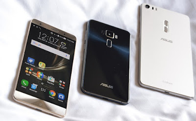 ASUS Zenfone 3 ram 6gb