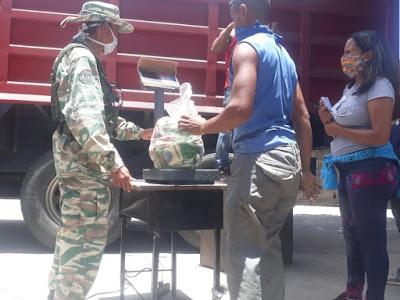 Proveal continúa entrega de combos Clap en Paracotos