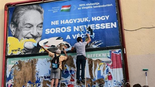 Charity of US billionaire George Soros to close Hungary office amid political dispute