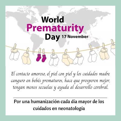 Psicología Perinatal Día Mundial Prematuro