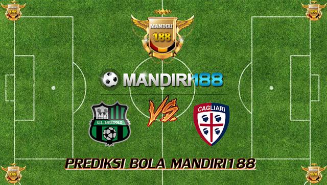 AGEN BOLA - Prediksi Sassuolo vs Cagliari 11 Februari 2018