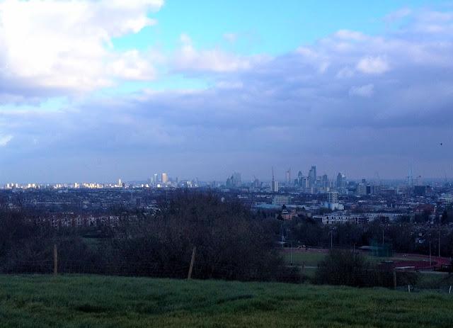 mejores miradores de Londres gratis
