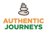 Authentic Journeys' Logo