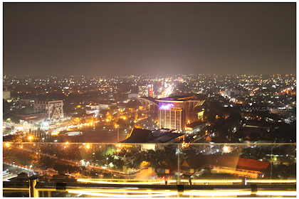 SKY Garden Pekanbaru : Sebuah Cerita di Cafe Tertinggi Kota Pekanbaru