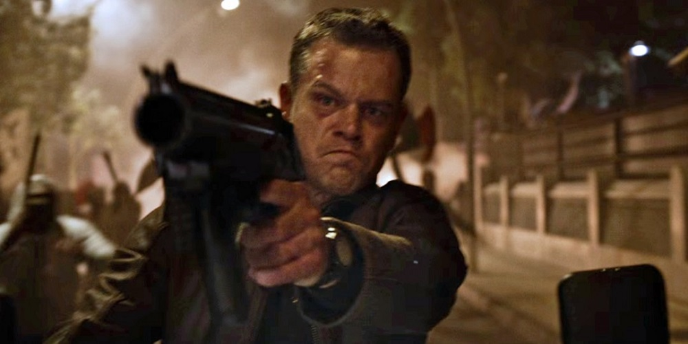 Descargar Jason Bourne Español latino