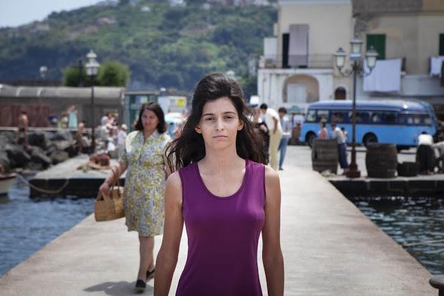 Lila (Gaia Girace) en la segunda temporada de 'La Amiga estupenda'