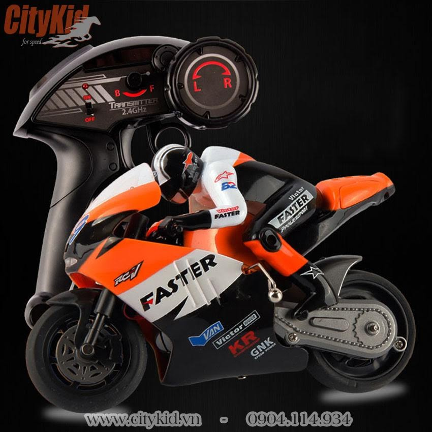 xe moto điều khiển từ xa racing