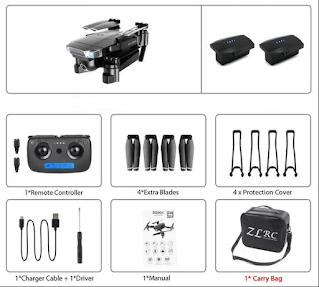 Spesifikasi Drone ZLRC SG907 - OmahDrones