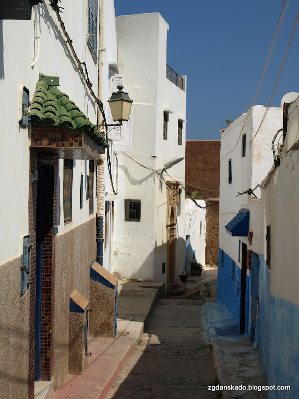 Rabat - Kasbah des Oudaias