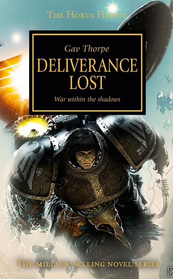My Favourite Books: Deliverance Lost by Gav Thorpe