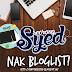 Keputusan Seorang Syed nak Bloglist  ... Mrs Pip tersenarai juga T_T